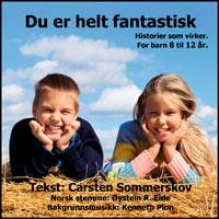 Du er helt fantastisk CD/MP3